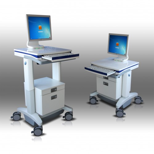 Medipult Flex-Mobiler Arbeitsplatz