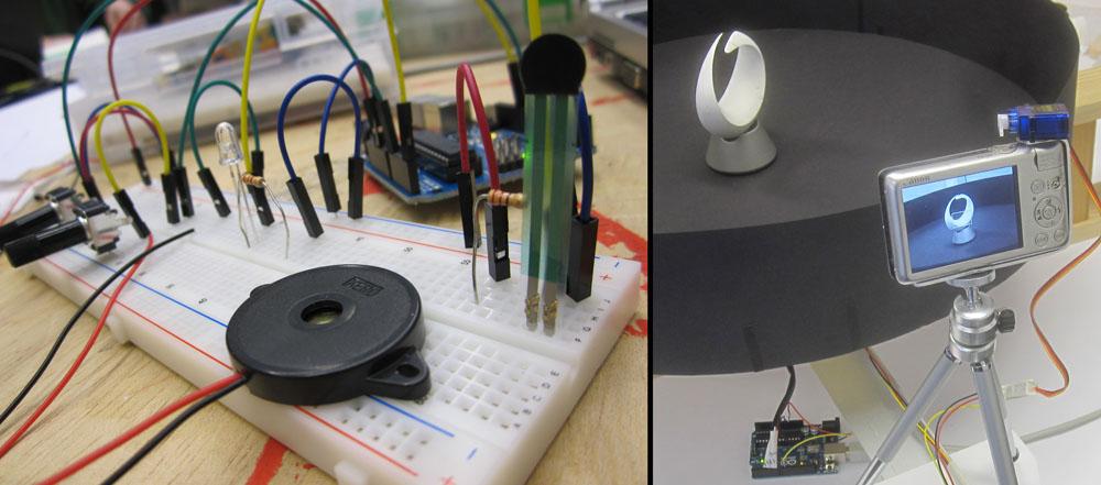 Art engineering von arduino technisches design
