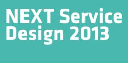 NEXT Service Design 2013