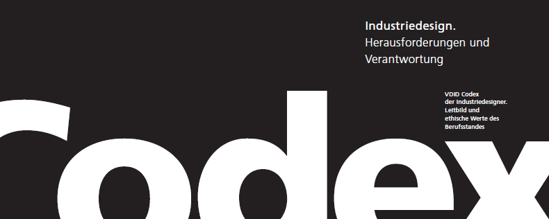 codex - vdid - industriedesign