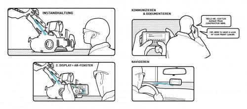 AR-basierte Wartungsunterlagen - Diplom: K. Klauss