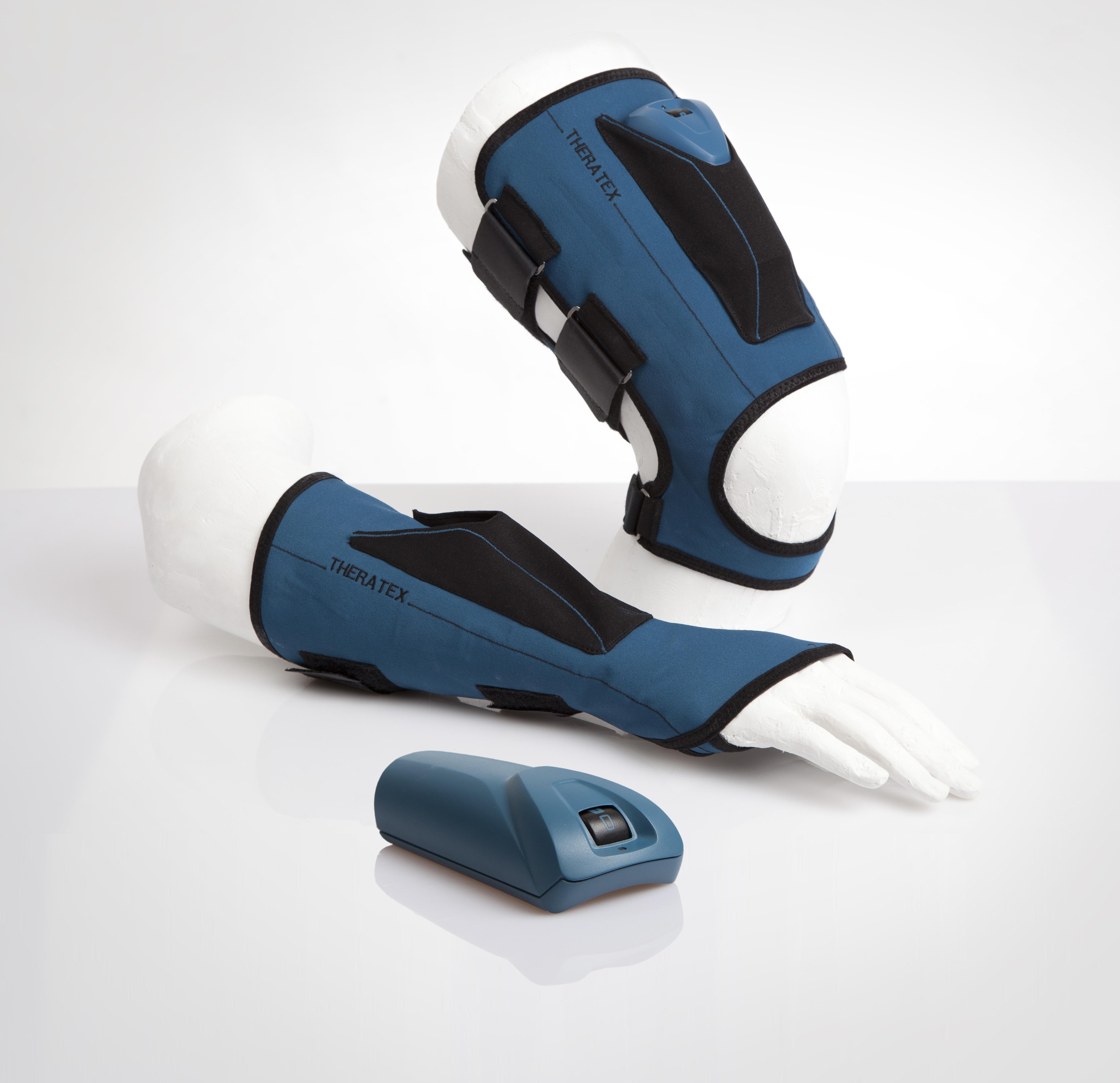 theratex-Wärme- und Elektrotherapie