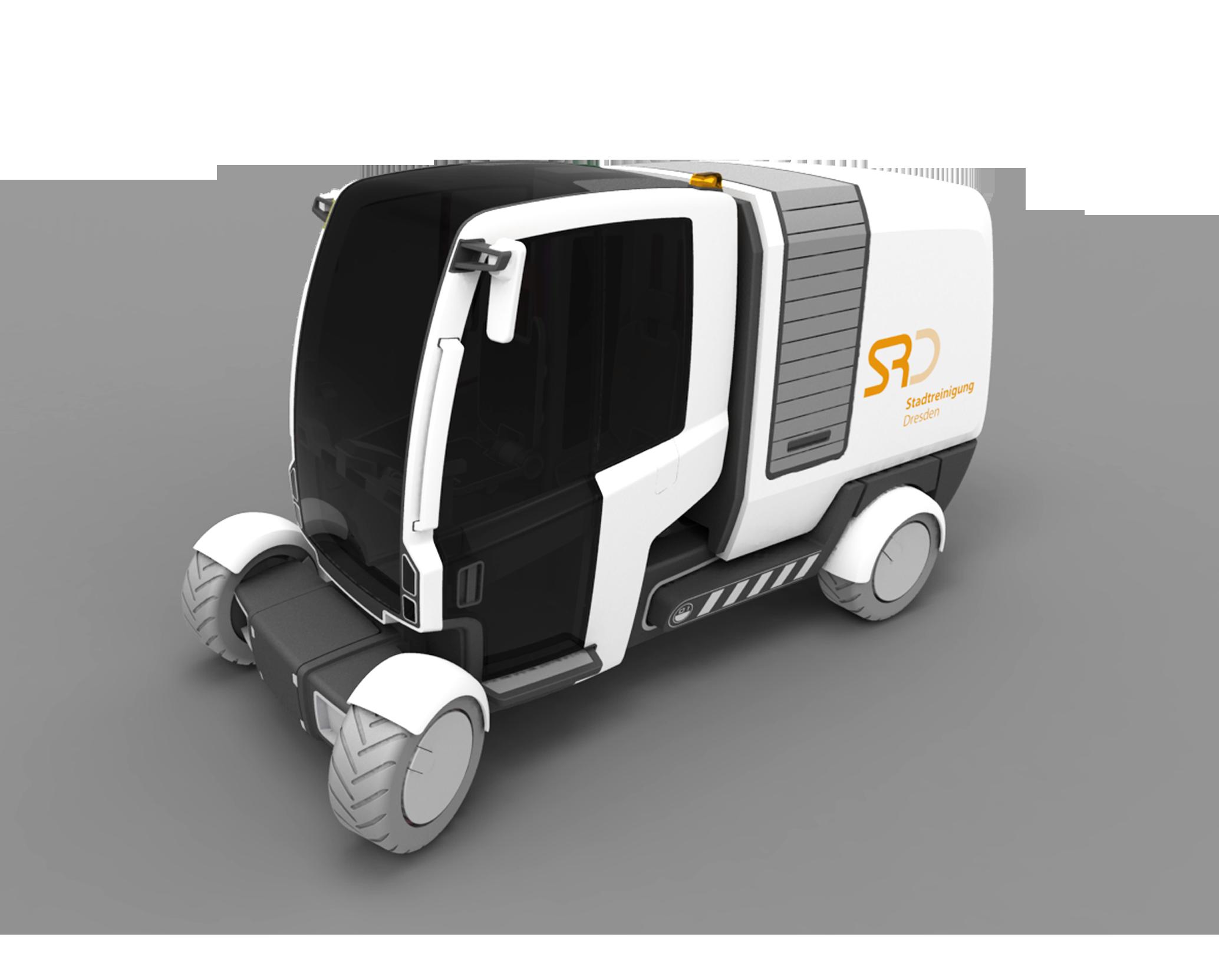 Fahrzeug mit Hänger-Vehicle-Diplomarbeit