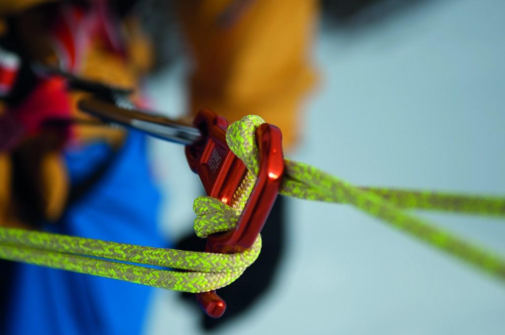 reichard - mammut rappel rope